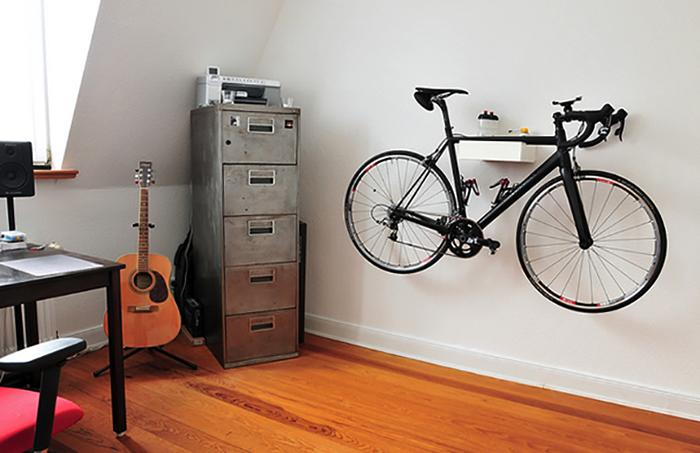 Велосипед дома