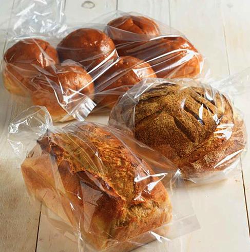 Хлеб в пакетах
