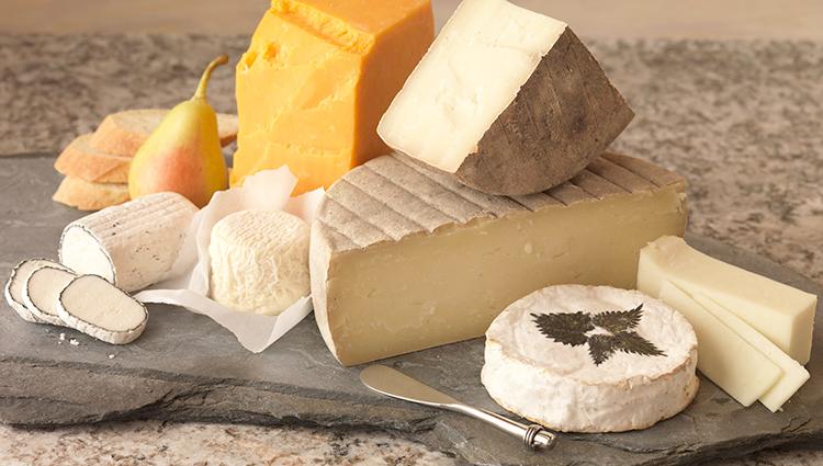 Сыр в упаковке