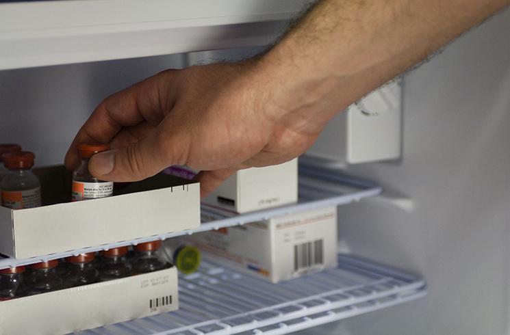 Инсулин в холодильнике