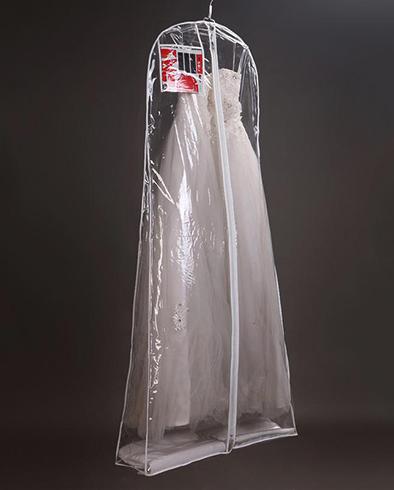 Свадебное платье в чехле