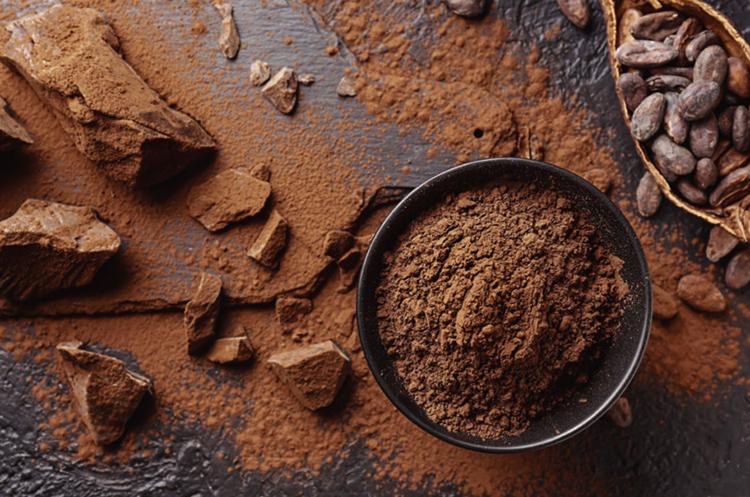 Свежее какао