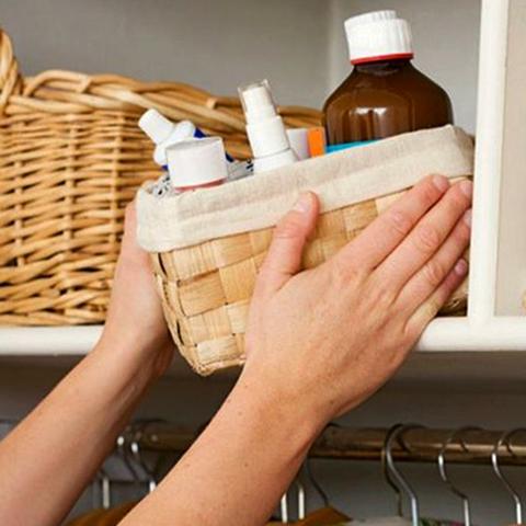 Хранение препаратов дома