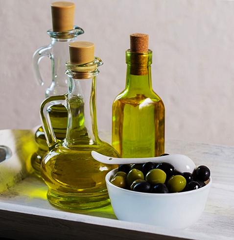 Кувшинчики для оливкового масла