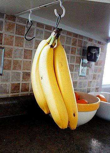 Подвешивание бананов