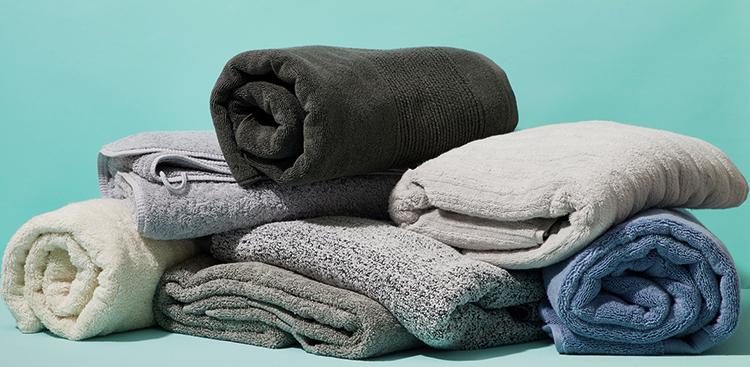 Свежие полотенца