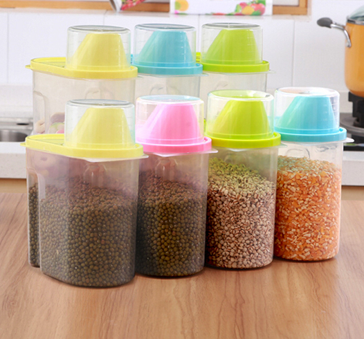 Современные контейнеры для сыпучих продуктов