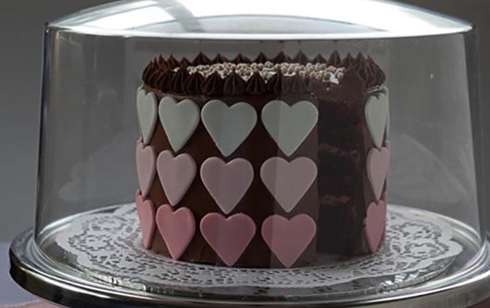 Закрытый торт