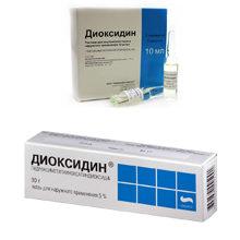 Как нужно правильно хранить Диоксидин