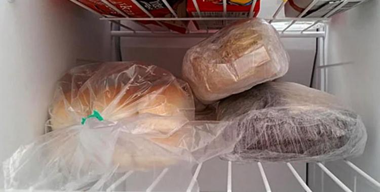 Хранение выпечки в холодильнике