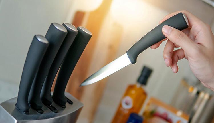 Грамотное хранение ножей