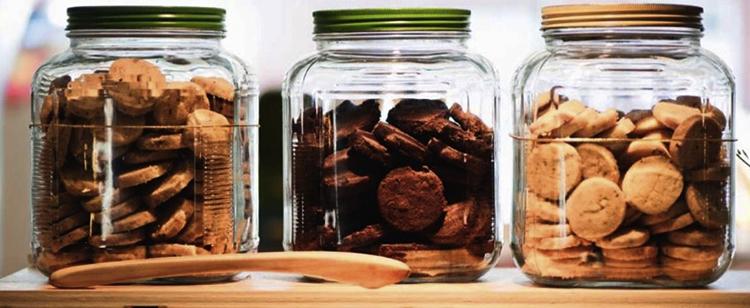 Хранение печеньев