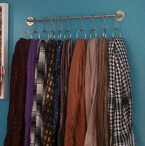 Хранение платков
