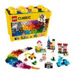 Как правильно хранить конструктор LEGO