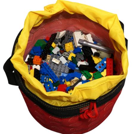 Фирменный мешочек Lego