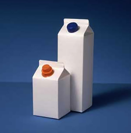 Молоко в тетрапаке