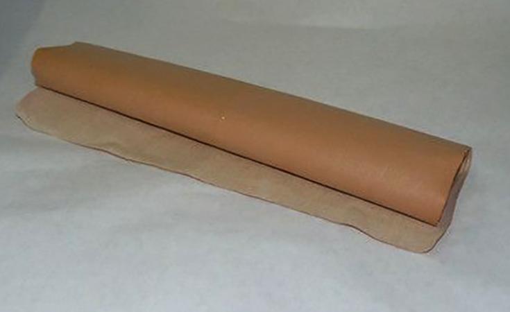 Рулон прорезиненной клеенки