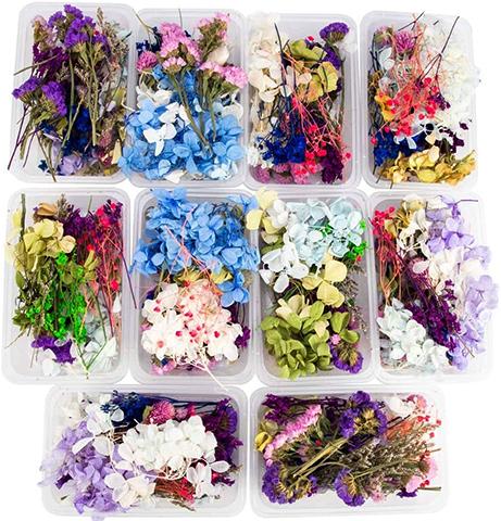 Контейнеры для хранения сухих цветов