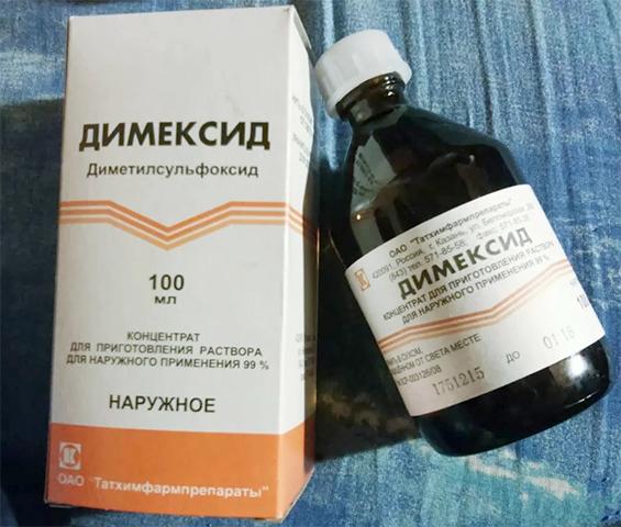Димексид 100 мл