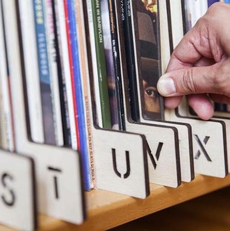 Грамотное хранение виниловых пластинок