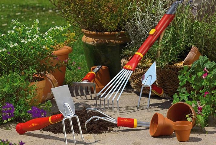 Инвентарь садовый