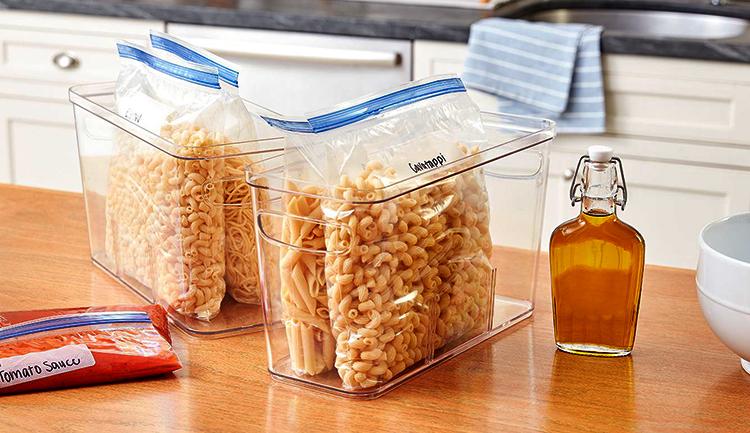 Подготовка макарон к хранению