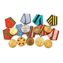 Как правильно хранить медали и ордена