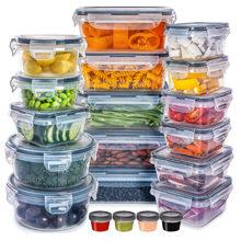 Что можно хранить в пластиковых контейнерах, а что нет