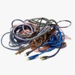 Как правильно хранить шнуры и провода