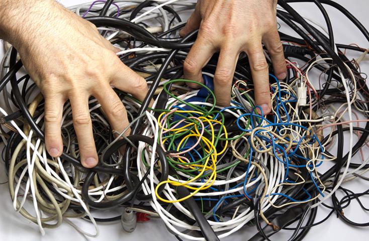 Шнуры и провода