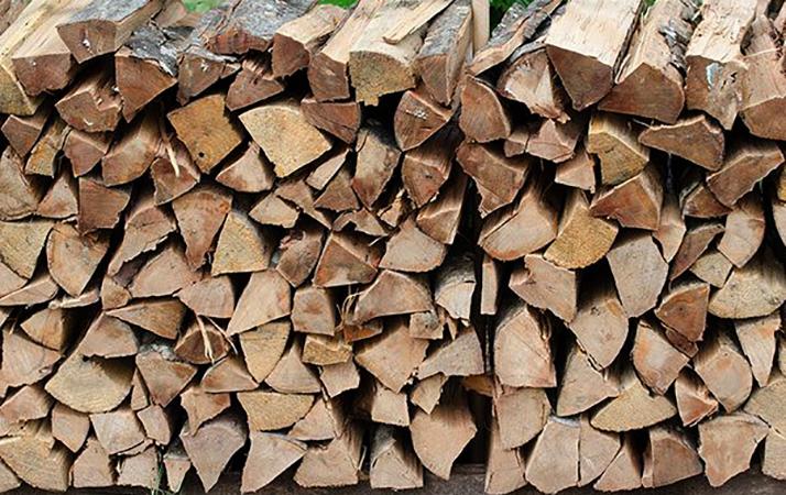 Много дров