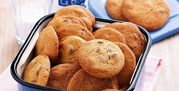 Замороженное печенье