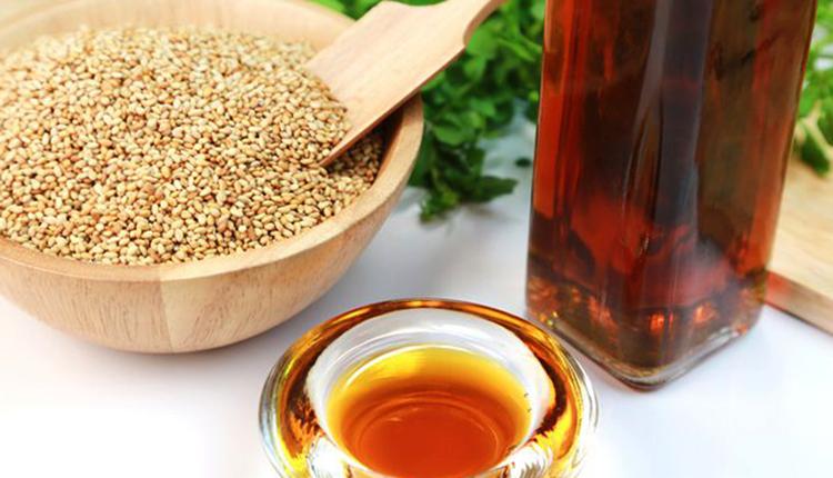 Кунжутное семя и масло