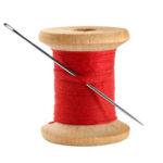 Как правильно хранить нитки и иголки