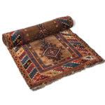Как следует правильно хранить ковры