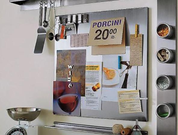 Доска-органайзер с рецептами