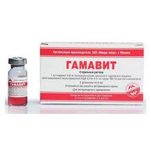 Как и где хранить препарат Гамавит