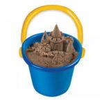 Как правильно хранить кинетический песок