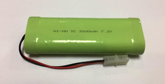 Новый аккумулятор NiMH