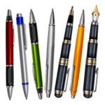 Как нужно правильно хранить ручки