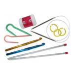 Как хранить спицы и крючки для вязания