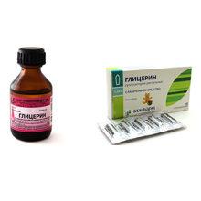Как и где следует хранить глицерин
