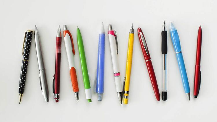 Разные ручки