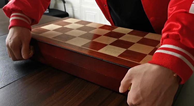 Хранение шахмат