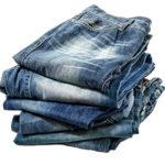 Как правильно хранить джинсы