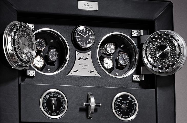 Часы в сейфе