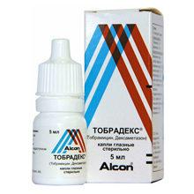 Тобрадекс — как правильно хранить препарат