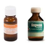 Как правильно хранить борную кислоту?