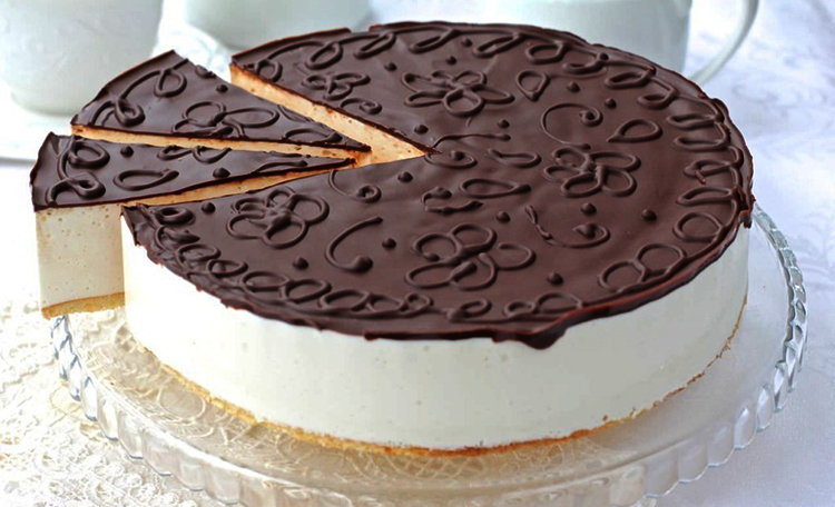 Свежий торт «Птичье молоко»