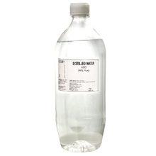 Дистиллированная вода: сроки и как хранить